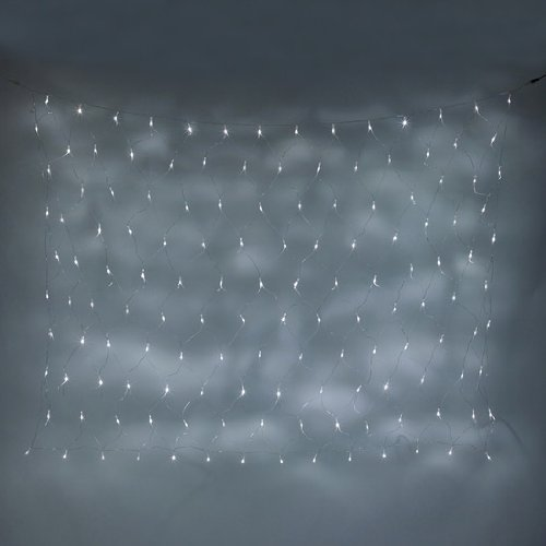 280 led net light 4m x battery operated - Led light bulbs for exterior use ...
