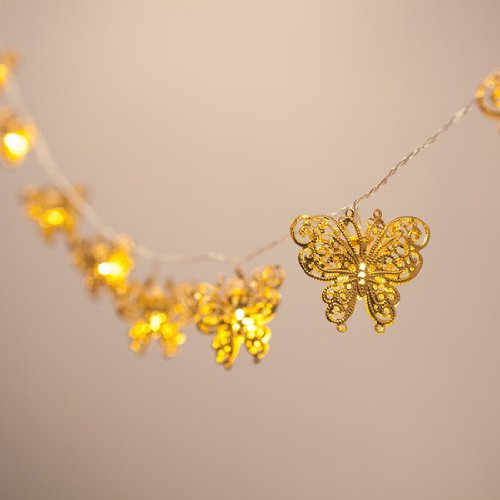 Butterfly Fairy Lights Archives - Battery Operated Fairy Lights