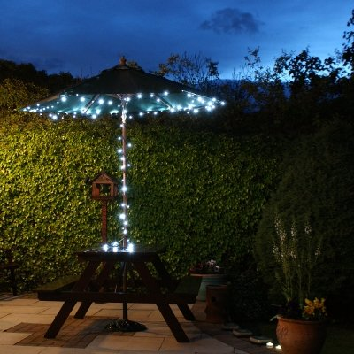Outdoor Fairy Lighting Solar powered outdoor christmas lights uk solar outdoor christmas battery operated fairy lights workwithnaturefo