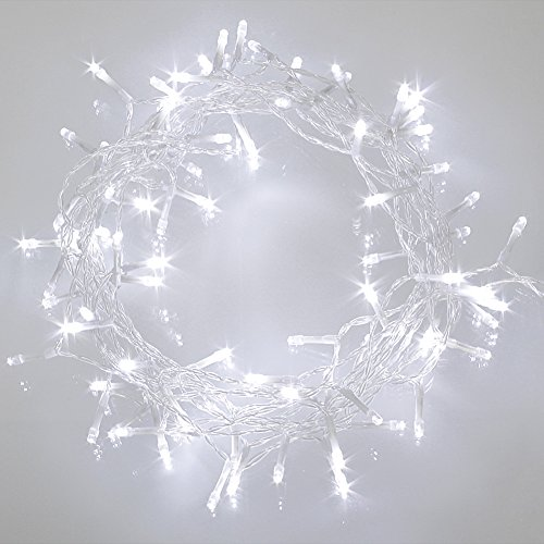 best service a133f 8adf2 iSolem-TM-2-Pack-4M-40-LED-Battery-Operated-Fairy-Lights-LED ...