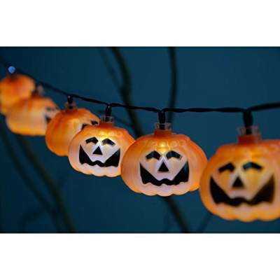 Pumpkin Fairy Lights