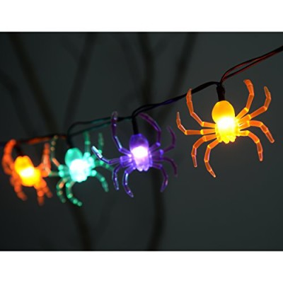 Spider Fairy Lights